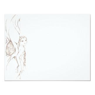 Fairy Tree Card