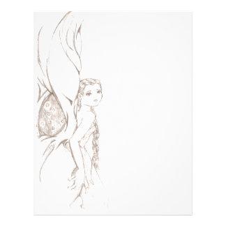 Fairy Tree Letterhead
