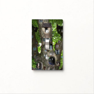 Fairy Tree Light Switch Cover