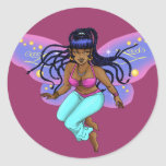 Fairy Trixie Sticker
