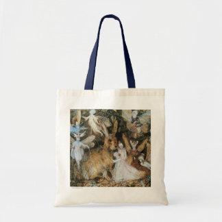Fairy Twilight Tote Bag