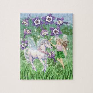 Fairy Unicorn puzzle