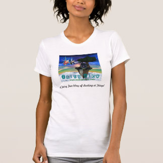 Fairy View Flying by Sky Island 04 Tank Top