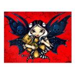 """""""Fairy Voodoo"""" Postcard"""