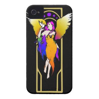 Fairy w/Dove iPhone 4 Covers