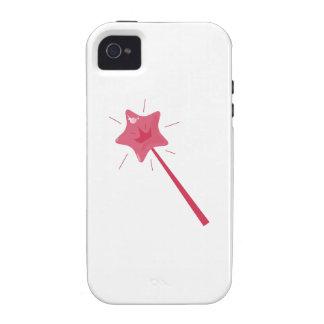 Fairy Wand iPhone 4 Case