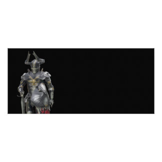 Fairy warrior rack card