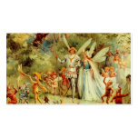 Fairy Wedding Double-Sided Standard Business Cards (Pack Of 100)