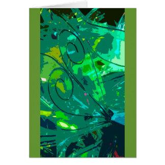 """Fairy Wings"" JTG Art Greeting Card"
