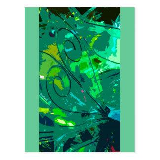 """Fairy Wings"" JTG Art Postcard"