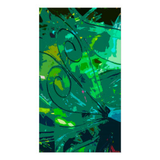 """""""Fairy Wings"""" JTG Art Poster"""
