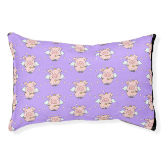 Fairy Wish Piggy Dog Bed