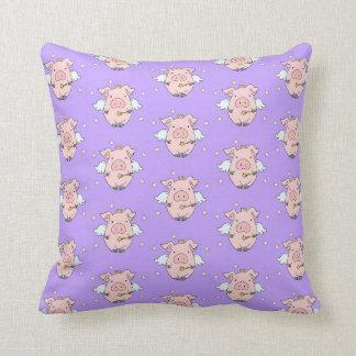 Fairy Wish Piggy Pillow