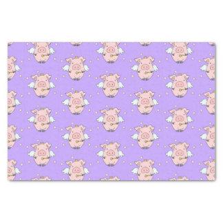 Fairy Wish Piggy Tissue Paper