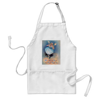 Fairy wishes apron