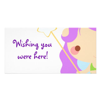 Fairy Wishes Card