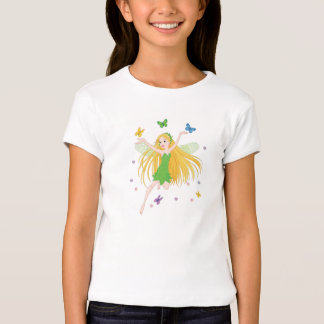 Fairy with Butterflies/Youth Shirt
