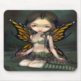 Fairy with Dried Flowers Mousepad