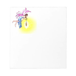 Fairy with Lantern Notepad