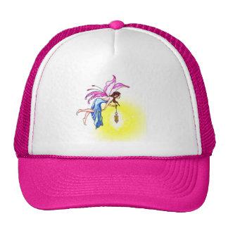 Fairy with Lantern Trucker Hat
