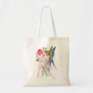 Fairy with Ocarina Tote Bag