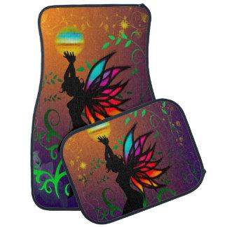 Fairy with Orb Car Mat