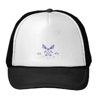 fairy with poison mushroom.jpg trucker hat
