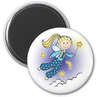 Fairy with Stars Magnet