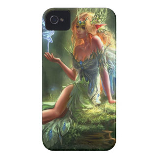 Fairy with wand iPhone 4 Case-Mate case