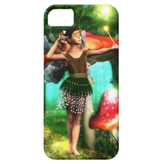 Fairy with Wand iPhone 5 Case