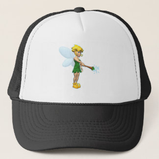 Fairy with Wand Trucker Hat