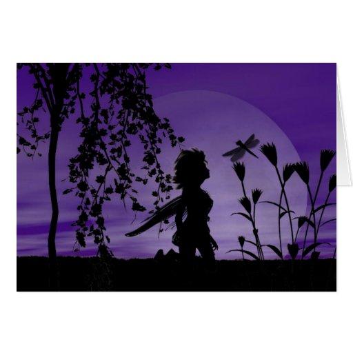 Fairy Wonder Note Card