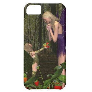 Fairy Woodland Mother's Day Gift Cover For iPhone 5C