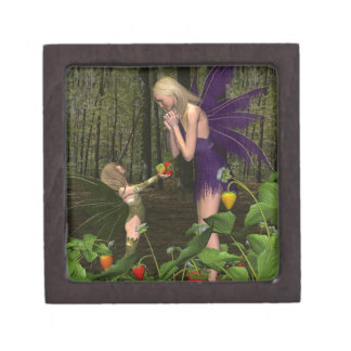 Fairy Woodland Mother's Day Gift Keepsake Box