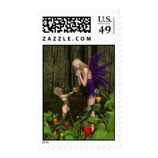 Fairy Woodland Mother's Day Gift Postage