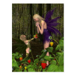 Fairy Woodland Mother's Day Gift Postcard