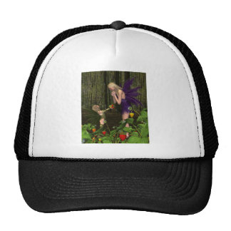 Fairy Woodland Mother's Day Gift Trucker Hat