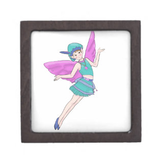 Fairy Woodland Sylph, Faerie Gift Box