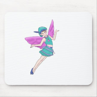 Fairy Woodland Sylph, Faerie Mouse Pad