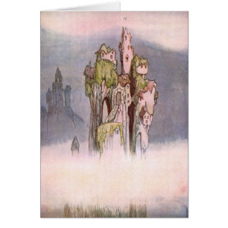 Fairy World - Home of the Cloud Makers Card