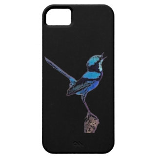 Fairy wren iPhone SE/5/5s case