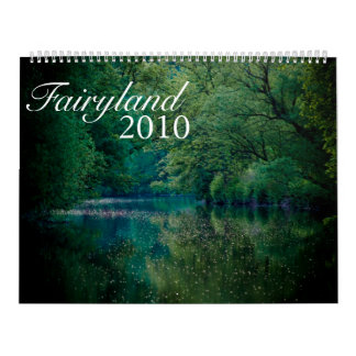 Fairyland 2010 Calendar