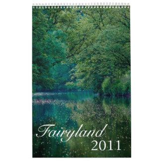 Fairyland 2011 Calendar