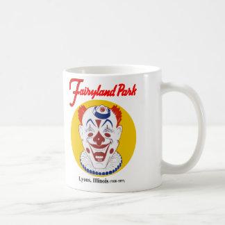 Fairyland Amusement Park, Lyons, Illinois, Chicago Classic White Coffee Mug