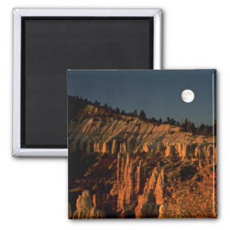 Fairyland, Bryce Canyon National Park, Utah 2 Inch Square Magnet