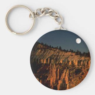Fairyland, Bryce Canyon National Park, Utah Keychain