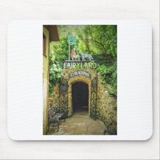 Fairyland Caverns Nature Photography Mouse Pad