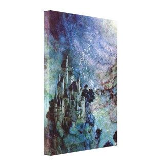 Fairyland de Edmund Dulac Impresión De Lienzo