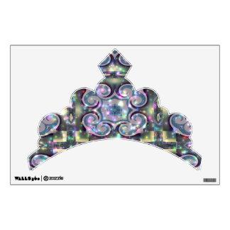Fairyland Decorative Tiara Decal