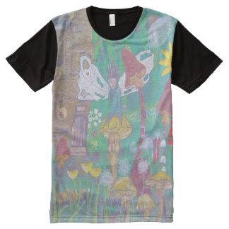 Fairyland Light Full Print Tshirt